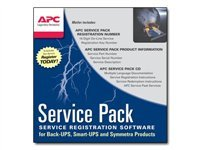 APC Small UPS 3 Year Warranty Extension (for new product purchases) WBEXTWAR3YR-SP-01A